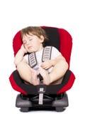 De slaap van het kind. Stock Afbeeldingen