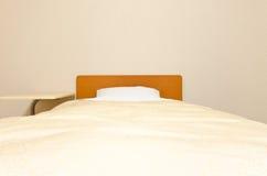 De slaapkamer Stock Afbeeldingen