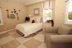 De slaapkamer van Childs Royalty-vrije Stock Fotografie