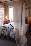 De slaapkamer van de tiener stock fotografie