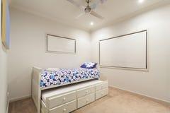 De slaapkamer van jonge geitjes Stock Afbeelding