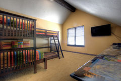 De Slaapkamer van jonge geitjes Stock Foto