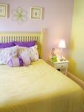 De slaapkamer van meisjes Royalty-vrije Stock Foto's