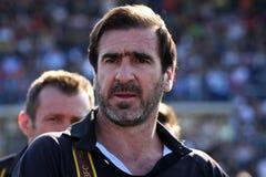 De slag RBFC/Cantona v Lievremont - om 2 Royalty-vrije Stock Foto