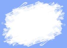 De slag van de borstel stock illustratie