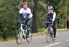 De Slag van de Cyclus van Lawrence Dallaglio stock fotografie