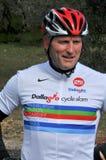 De Slag van de Cyclus van Lawrence Dallaglio stock foto