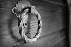 De slag van de deur Royalty-vrije Stock Afbeeldingen