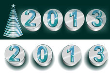 De slang 2013. Stock Foto's