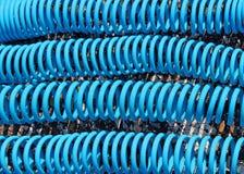 De slangen van de luchtdruk Royalty-vrije Stock Foto's