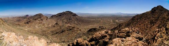 De Sleep Tucson Arizona van de poortenpas stock foto