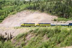 De Sleep van Alaska stock foto's