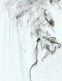 De Sleep van de rook Royalty-vrije Stock Afbeeldingen