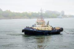 De sleepboot van Svitzercartier Royalty-vrije Stock Foto's