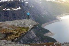 De Sleeplijntong van Noorwegen stock foto