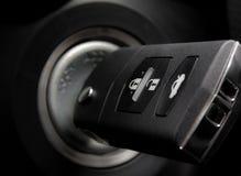 De sleutel van de auto Royalty-vrije Stock Fotografie