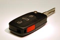 De sleutel van de auto Stock Fotografie