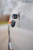 De sleutel van de auto Royalty-vrije Stock Foto