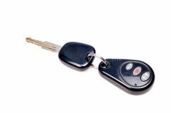 De sleutel van de auto stock foto