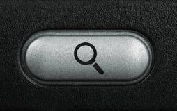 De sleutel van de computer met het overdrijven van symbool Stock Foto's