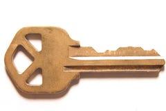 De Sleutel van de deur Royalty-vrije Stock Foto