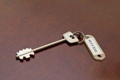 De sleutel van de droom Stock Foto