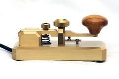De Sleutel van de telegraaf - 4 Royalty-vrije Stock Foto