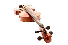 De Sleutel van de viool hoog Royalty-vrije Stock Foto's