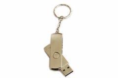 De sleutel van het geheugen Royalty-vrije Stock Afbeelding