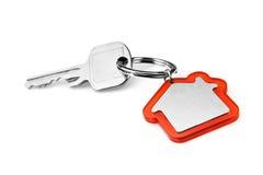 De sleutel van het huis Royalty-vrije Stock Afbeelding