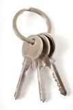 De sleutel van het huis Royalty-vrije Stock Foto's