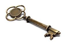 De Sleutel van het metaal Royalty-vrije Stock Foto's