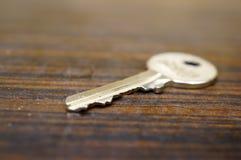 De sleutel van het metaal Stock Foto's