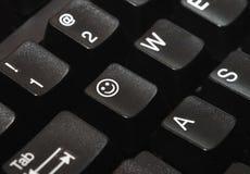 De Sleutel van Smiley Stock Foto's