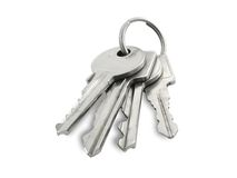 De sleutels. Stock Afbeelding