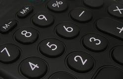 Calculatorsleutels royalty-vrije stock afbeeldingen