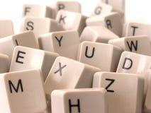 De sleutels van de computer Royalty-vrije Stock Afbeelding