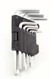 De sleutels van de hexuitdraai Stock Fotografie