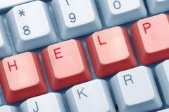 De sleutels van de hulp Stock Foto