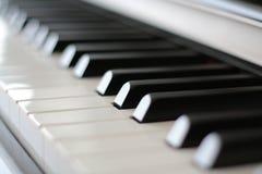 De Sleutels van de piano Royalty-vrije Stock Foto