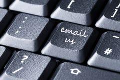 De sleutels van het toetsenbord Royalty-vrije Stock Fotografie