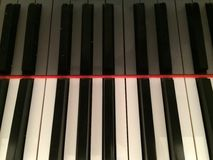 De sleutels van toetsenbord 4 Royalty-vrije Stock Foto's