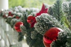 De slinger van Kerstmis Royalty-vrije Stock Fotografie