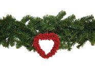 De slinger van Kerstmis Royalty-vrije Stock Afbeeldingen