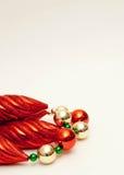 De Slinger van Kerstmis Royalty-vrije Stock Foto's