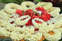 De slingers van de bloem. Royalty-vrije Stock Afbeelding