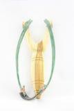 De slingerschot van het stuk speelgoed royalty-vrije stock afbeelding