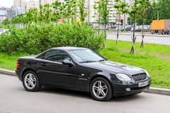 De slk-Klasse van Mercedes-Benz R170 Royalty-vrije Stock Afbeelding