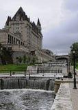 De Sloten van het kanaal Royalty-vrije Stock Afbeeldingen