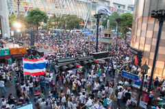 De sluiting 2014 van Bangkok Royalty-vrije Stock Afbeeldingen